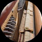 Renowacja pianin i fortepianów
