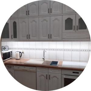 Stolarnia Brodnica - kuchnia na wymiar - realizacje